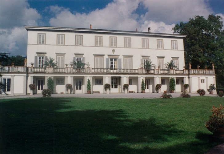 Tenuta Matrimonio Toscana : Villa bruguier capannori lucca