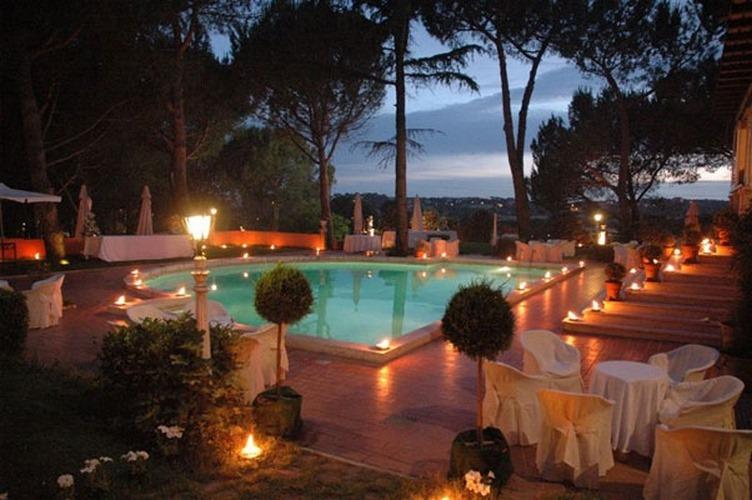 Villa Dafne Piscina